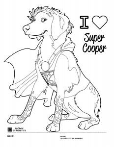 I heart super cooper