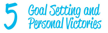 Goal Setting and Personal Victories