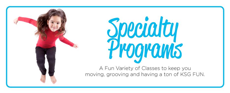 Specialty Gymnastic Programs Calgary