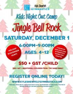 Jingle Bell Rock - December 1