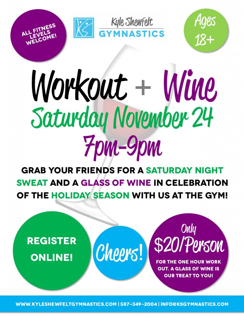 November 24 flyer
