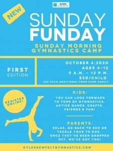 Sunday Funday - October 4, 2020