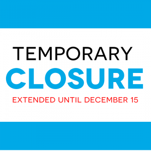 Temporary Closure Extension